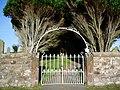 The Parish Church of St Mary, Gilcrux, Gate - geograph.org.uk - 578492.jpg