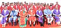 The President, Shri Ram Nath Kovind at the 7th Convocation of the Indian Institute of Technology (IIT) Hyderabad, at Sangareddy District, in Telangana (1).JPG