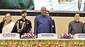 The President, Shri Ram Nath Kovind at the inaugural function of the National Law Day Conference jointly organised by the Law Commission of India and NITI Aayog, in New Delhi.jpg