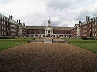 Royal Hospital Chelsea retirement home and nursing home for British soldiers