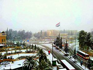 The city of Aleppo in winter.jpg