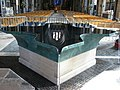The new font, Salisbury Cathedral - geograph.org.uk - 988757.jpg