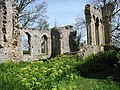 The ruins of St Mary's Priory - geograph.org.uk - 790318.jpg
