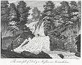 The waterfall of Dol y Myllin in Merionethshire.jpeg