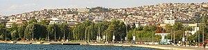 Upper Town (Thessaloniki) - Image: Thessaloniki Upper Town 2