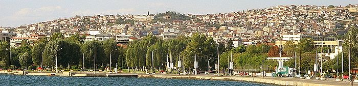 Upper Town (Thessaloniki) - Wikipedia