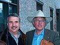 Thomas Friedman and Spencer Beebe at Natural Capital Center (3402269042).jpg