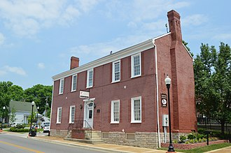 National Register of Historic Places listings in Fleming County, Kentucky - Image: Thomas W. Fleming House in Flemingsburg