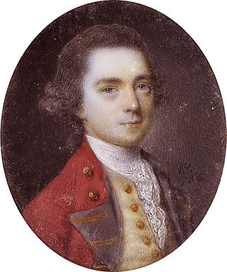 Thomas Wynn, 1st Baron Newborough - Thomas Wynn, 1st Baron Newborough (Nathaniel Hone the Elder,1766)