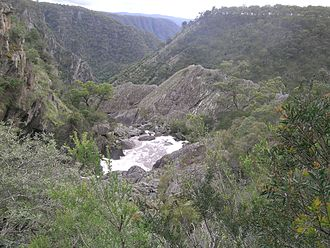 Tia, New South Wales - Tia Gorge, Oxley Wild Rivers National Park