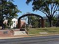 Tift College archway.JPG