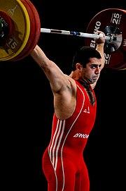 Weightlifting in Armenia - Wikipedia