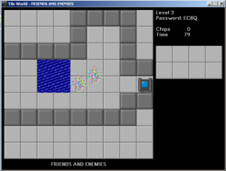 Screenshot of Tile World