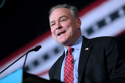 tim kaine offers solutions - HD5760×3840