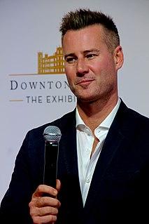 Tim Vincent Welsh actor and television presenter