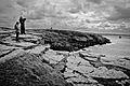 Tintagel Castle Island Courtyard (6238367165).jpg