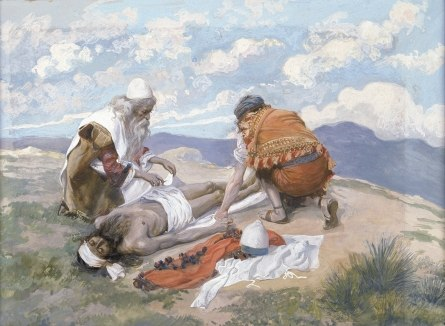 Tissot The Death of Aaron