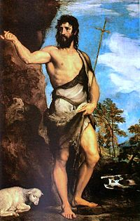 John the Baptist - Wikipedia, the free encyclopedia