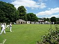 Tiverton , West End Bowling Club - geograph.org.uk - 1216272.jpg
