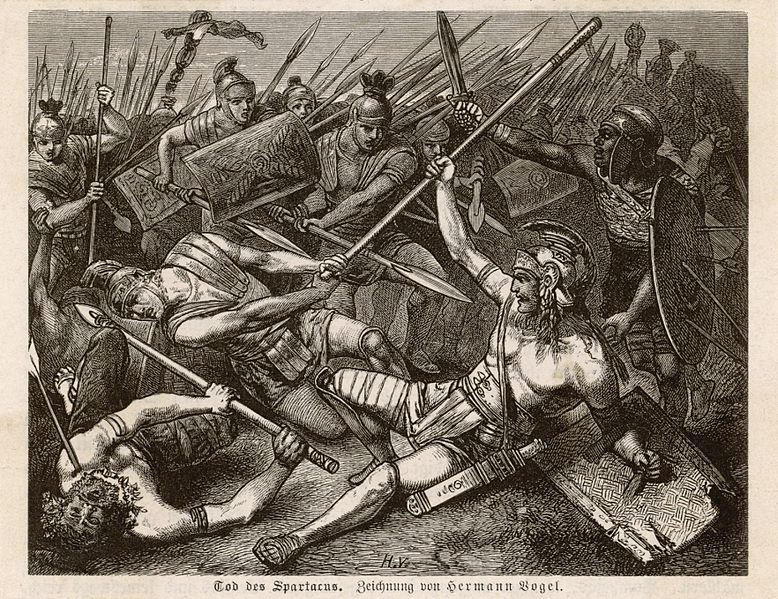 Файл:Tod des Spartacus by Hermann Vogel.jpg