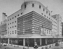 戦前の東京宝塚劇場