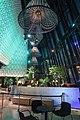 Tokyu Plaza Ginza Level 6 Kiriko Lounge night view 2018.jpg