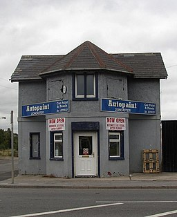 Toll Bar Toll House - geograph.org.uk - 1110537.jpg