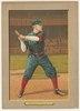 Tom Downey, Cincinnati Reds, baseball card portrait LCCN2007685619.tif