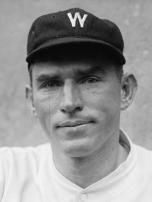 Tom Zachary, Washington Senators, 1924 (cropped).tif
