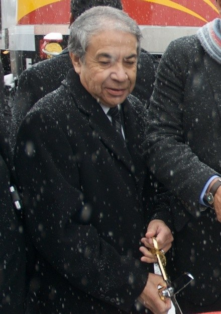 Toney Anaya 2008