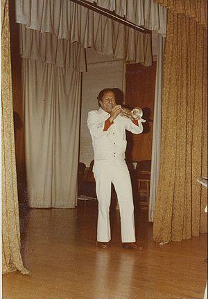 Tony Terran - Image: Tony Terran playing