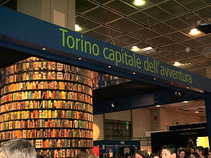 Turin International Book Fair - Fiera del libro - XIX edition