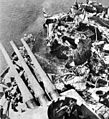 Torpedoed stern of USS Portland (CA-33) after Naval Battle of Guadalcanal 1942.jpg