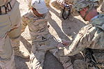 Tourniquet training with Iraqi Security Forces 150304-A-NL725-002.jpg