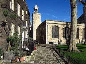Church of St Peter ad Vincula - Image: Tower of London, Chapel of St Peter ad Vincula
