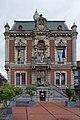 Town hall of Wetteren, Belgium (DSCF0345).jpg
