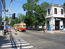 Tramway à krasnodar