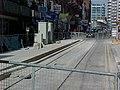 Tramlink Construction, George Street Croydon - geograph.org.uk - 661849.jpg