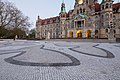 Trammplatz square new townhall Mitte Hannover Germany 02.jpg