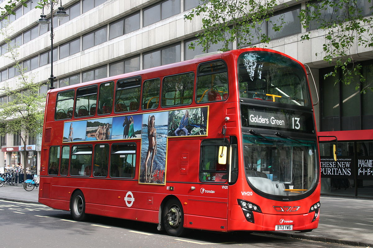 london buses route 13 - wikipedia