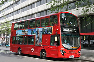 Transdev London bus route 13.jpg