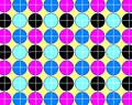 Translational square tiling circle packing.png