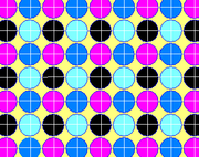 Translational square tiling circle packing.png