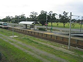 Ashfield railway station, Perth - Image: Transperth Ashfield Train Station