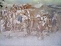 Trencin Doma armady freska1 Gqajdos 1985.jpg