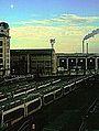 Trenes al atardecer (rue de Tolbiac) - panoramio.jpg