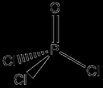 Polyestradiol phosphate - Image: Trichloro oxide phosphorus