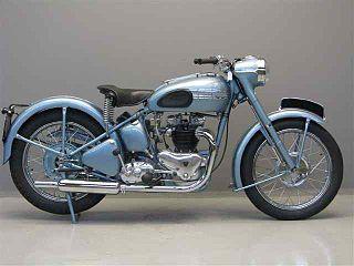 Triumph Thunderbird motorcycle by Triumph