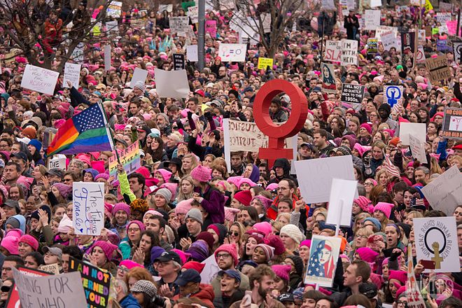 Trump-WomensMarch 2017-top-1060298 (31606475094).jpg