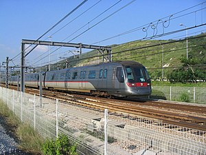 Construcciones y Auxiliar de Ferrocarriles - Mass Transit Railway Hong Kong A-Stock EMU built by CAF and Adtranz